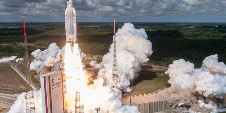 Arianespace alerte sur les conséquences du mouvement social