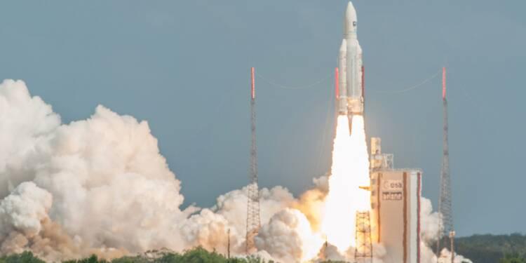 Deux lancements d'Arianespace reprogrammés en mai et juin