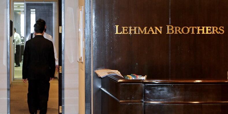 GB: retrouvailles polémiques à Londres des anciens de Lehman Brothers