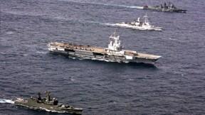 La France et l'Inde à la manœuvre dans l'océan Indien