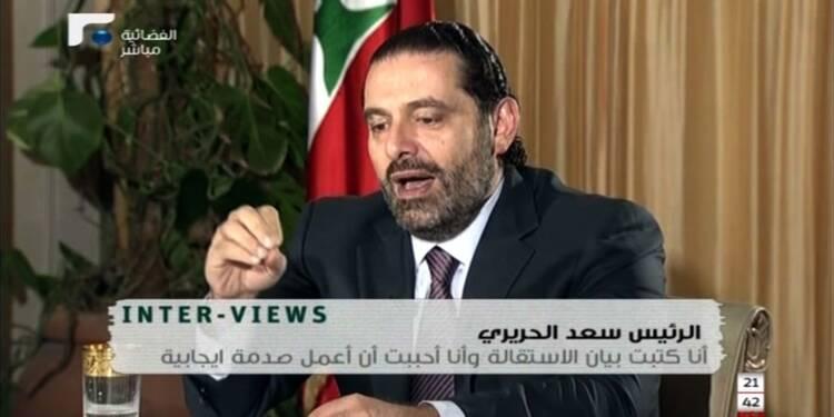 """Liban : Paris salue une """"détente"""""""