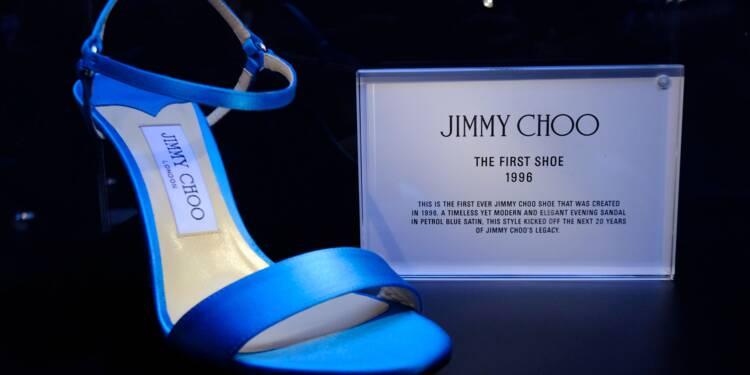 Le chausseur de luxe Jimmy Choo se met en vente