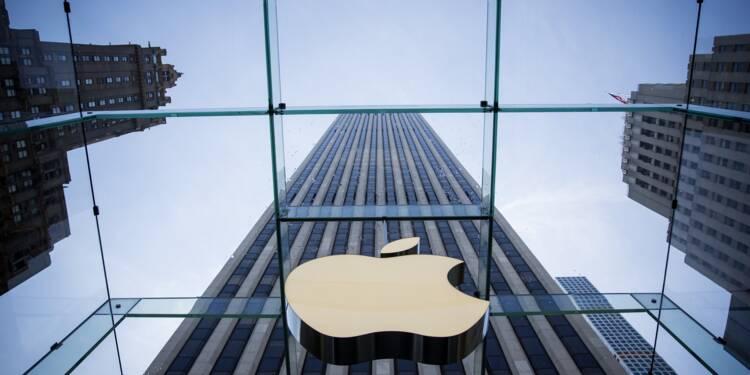 Apple compte consacrer un milliard de dollars à l'industrie aux Etats-Unis