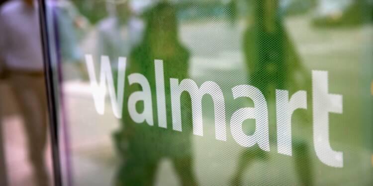 Optimiste pour les fêtes, l'enseigne Wal-Mart ravit Wall Street
