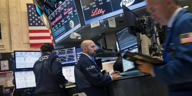 Wall Street termine sans direction