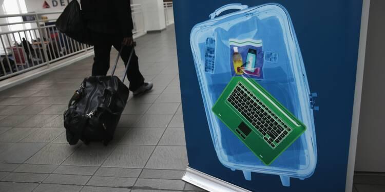 Vols vers les Etats-Unis: pas d'interdiction des ordinateurs