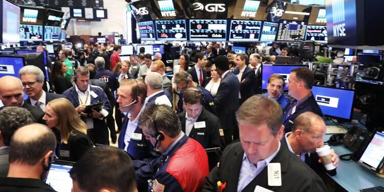 Wall Street termine sans direction, tiraillée entre l'énergie et la tech