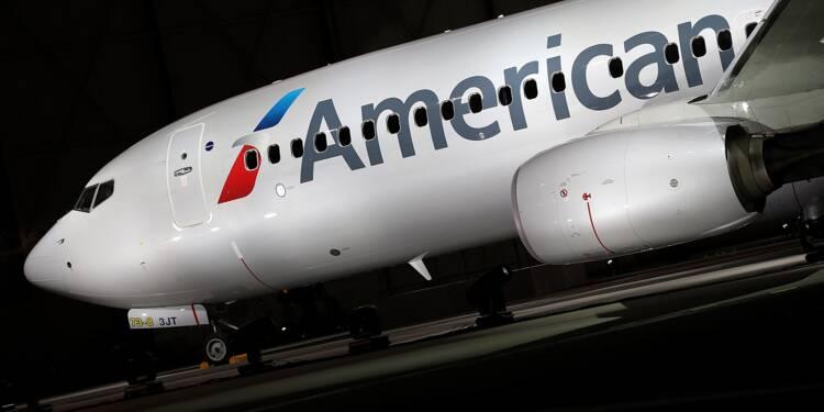 American Airlines: bénéfice en baisse mais supérieur aux attentes
