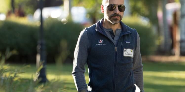 Dara Khosrowshahi, nouveau PDG d'Uber, vient du monde des voyagistes