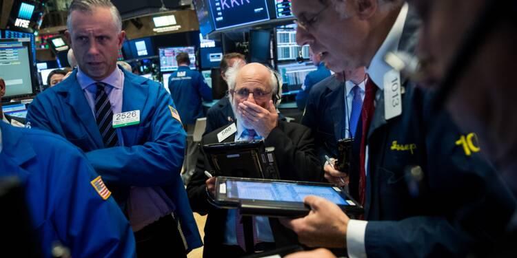 Wall Street termine en ordre dispersé, fébrile à l'approche de l'ouragan Irma