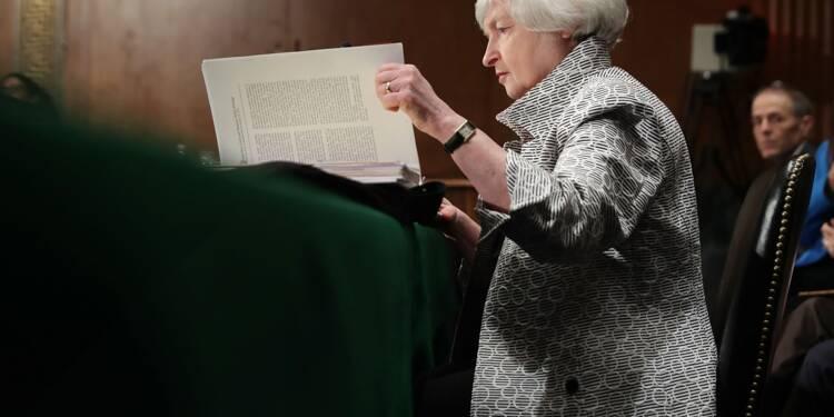USA: la Fed va annoncer qu'elle épongera lentement son océan de liquidités