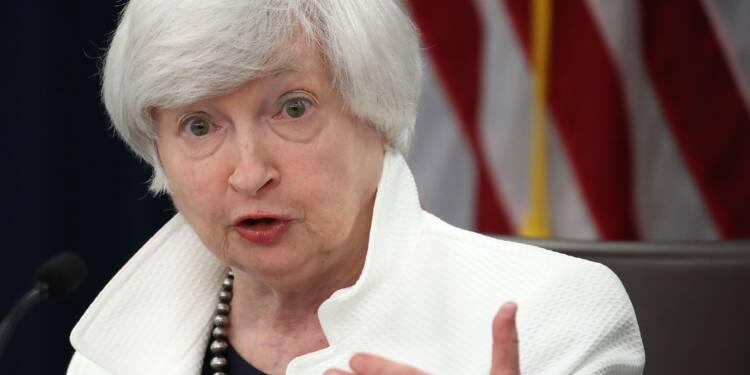 USA: l'inflation joue l'arlésienne, mais Janet Yellen (Fed) se méfie