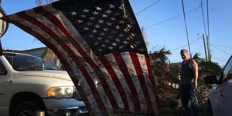 Etats-Unis: les ouragans vont affecter les chiffres de l'emploi en septembre