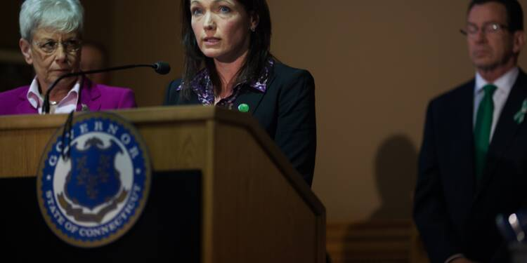 Etats-Unis: la mère d'un enfant tué à Sandy Hook en croisade contre la violence des armes