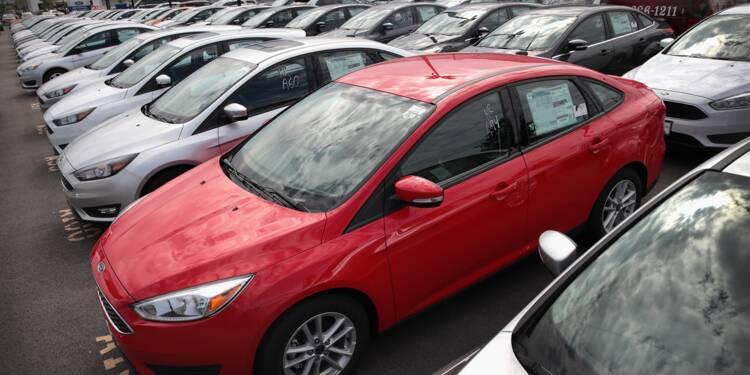 Chine: les ventes automobiles grimpent pour le 4e mois consécutif
