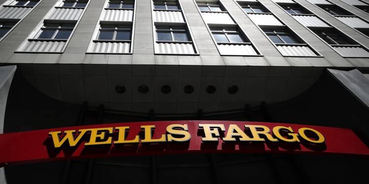 La banque Wells Fargo plombée par une charge juridique de 1 milliard
