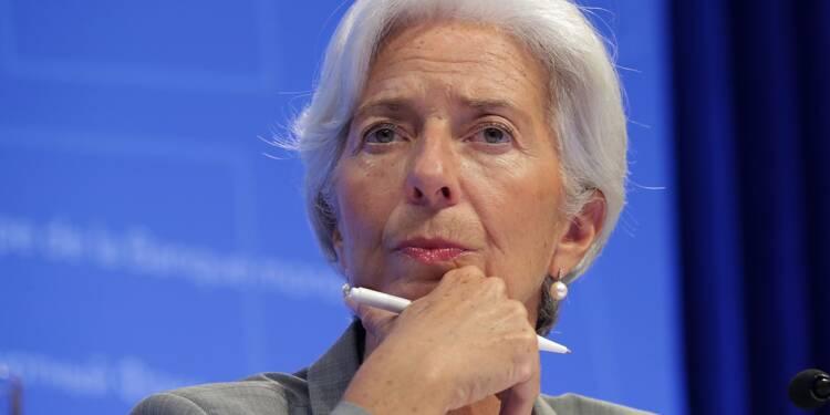 Une reprise économique teintée de risques au menu des réunions du FMI