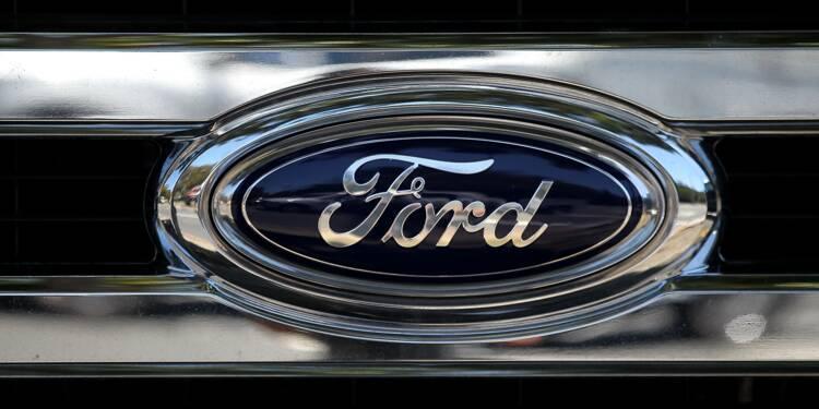 Chine: Ford, en coentreprise, promet 650 millions EUR pour la voiture électrique