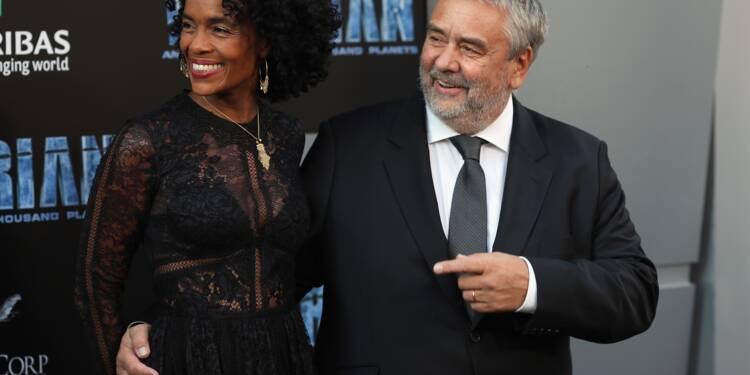 """Luc Besson reprend le contrôle d'EuropaCorp, en difficulté après """"Valérian"""""""