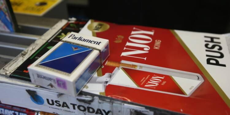Les cigarettiers américains diffusent des spots anti-tabac