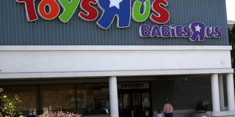 """GB: Toys """"R"""" Us va fermer un quart de ses magasins"""