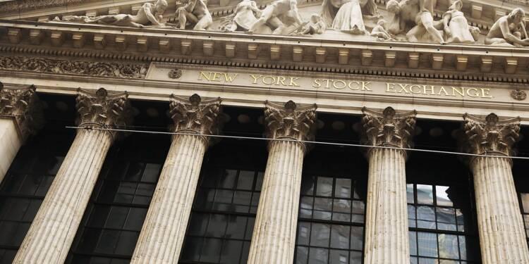 Wall Street termine en baisse, la réforme fiscale à l'esprit