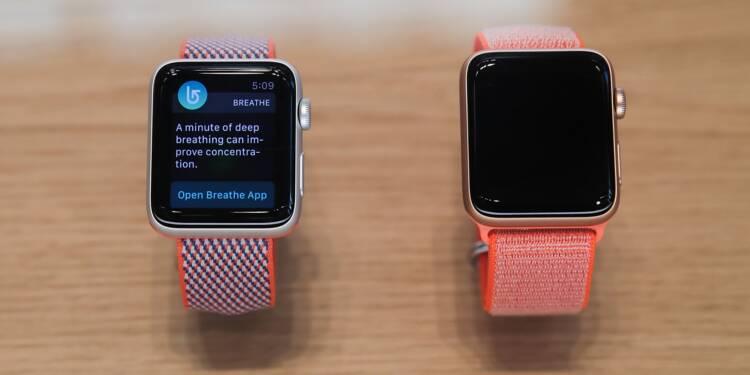 Bracelets, montres, vêtements connectés: le marché devrait doubler d'ici 2021