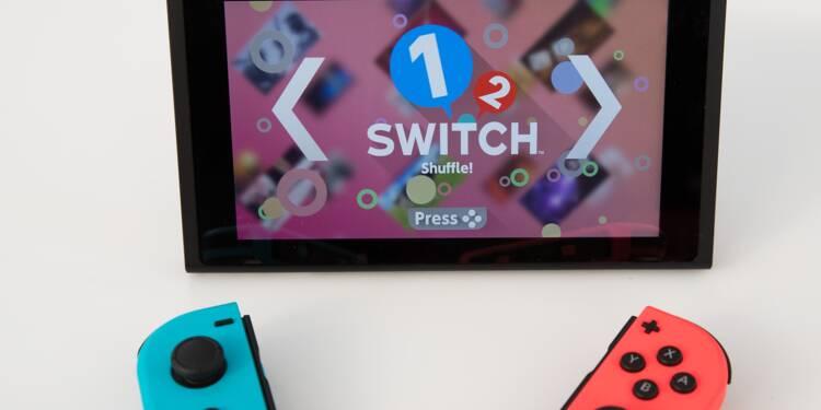 """Nintendo prévoit d'écouler """"plus de 20 millions"""" de consoles Switch en 2018/19"""