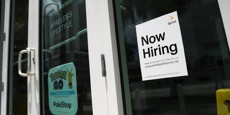 USA: les créations d'emplois en décembre déçoivent