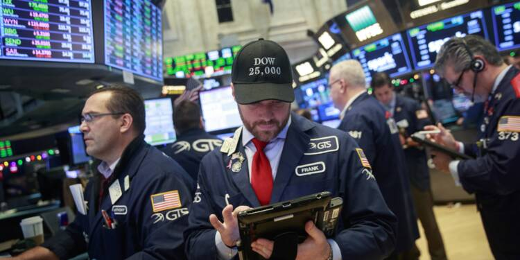 A Wall Street, Nasdaq et S&P 500 enchaînent leur 6e record d'affilée