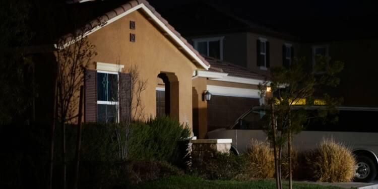 Maison de l'horreur en Californie: 13 frères et soeurs enfermés, certains enchaînés