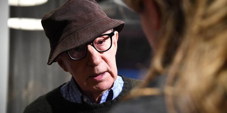 Harcèlement: la controverse renaît autour de Woody Allen