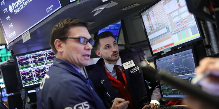 Wall Street à des records, le Nasdaq au-dessus des 7.500 points