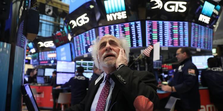 Wall Street entame le mois de mars en baisse