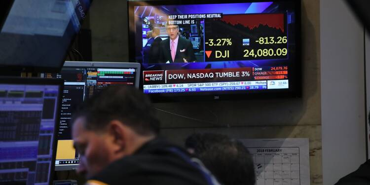 Wall Street, optimiste avant l'inflation, termine en hausse