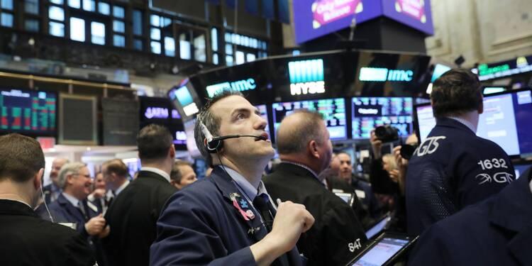 Wall Street termine en forte hausse, la technologie se distingue