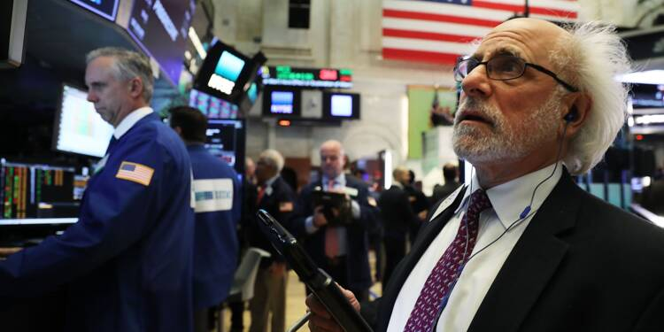 Wall Street recule, inquiète de l'optimisme de Jerome Powell