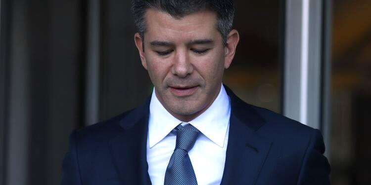 """L'ancien patron d'Uber lance un fonds d'investissement baptisé """"10100"""""""