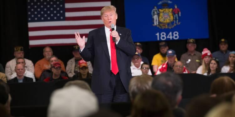 Les régions fidèles à Trump, victimes potentielles de sa guerre commerciale