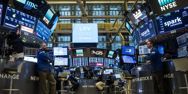 Wall Street bondit, rassurée par le dialogue entre Pékin et Washington