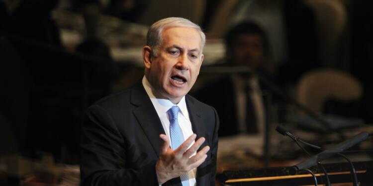 """Iran: Netanyahu """"soutient totalement"""" Trump, le Golan en état d'alerte"""