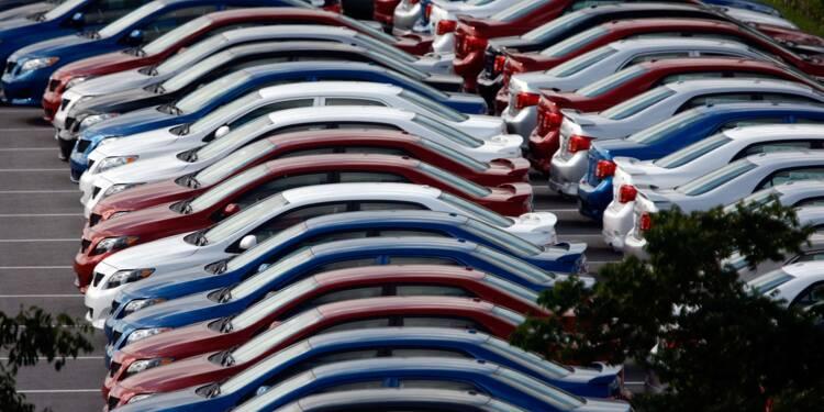 Taxe sur les autos : forte mise en garde de l'Union européenne aux USA