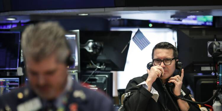Wall Street, dominée par les banques, termine en nette hausse
