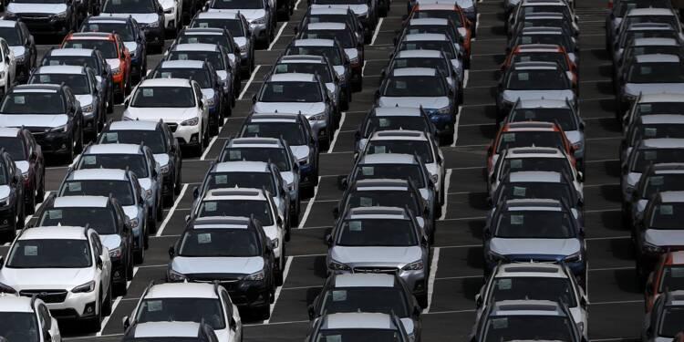 Le marché automobile français bondit de plus de 9% en juin