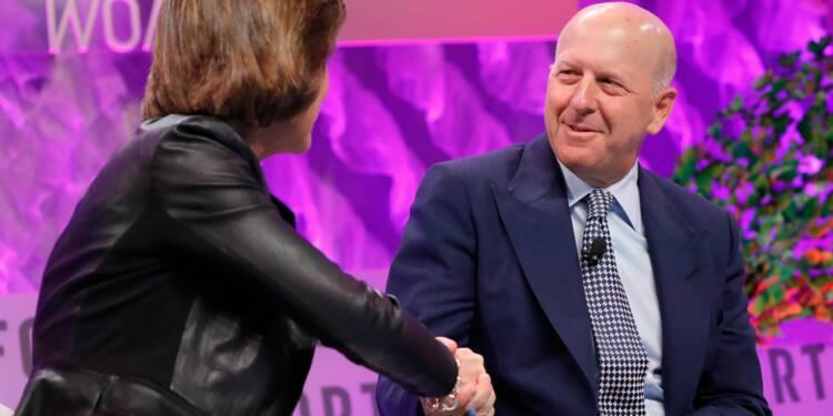 Goldman Sachs nomme David Solomon nouveau PDG, effectif le 1er octobre