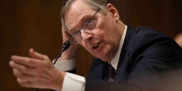 """Commerce: Washington accroît la pression sur Pékin, la Chine fustige un """"chantage"""""""
