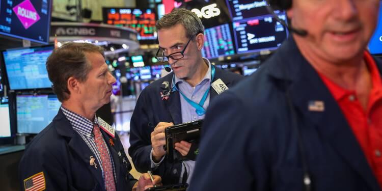 Wall Street rattrapée par la crise turque
