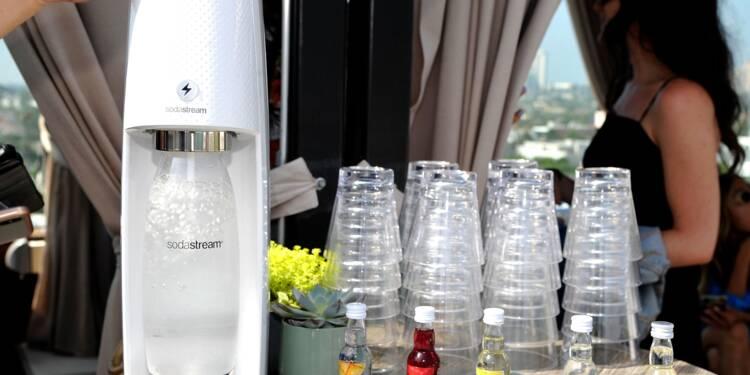 Boissons: Pepsico va avaler l'israélien SodaStream