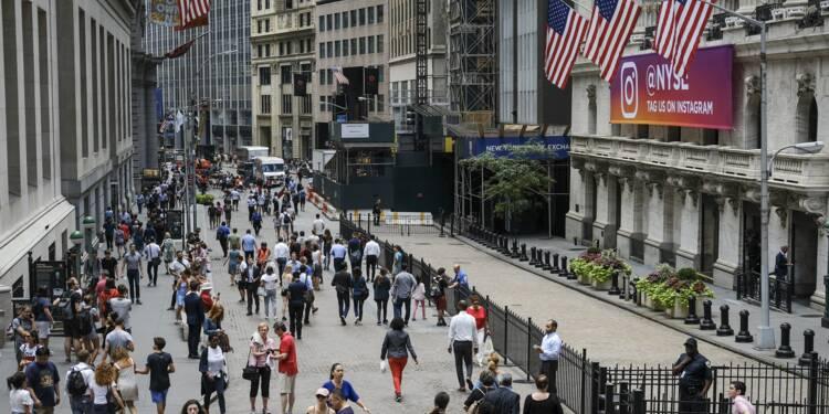 Wall Street dopée à l'ouverture par les progrès entre Washington et Mexico