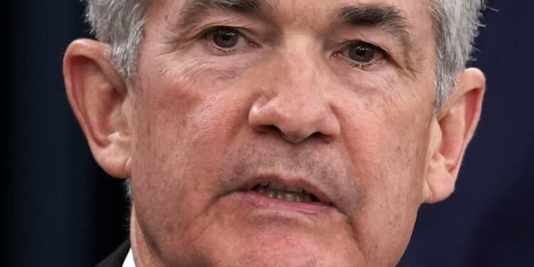"""Powell et la Fed déterminés à faire """"tout ce qu'il faut"""" contre l'inflation"""